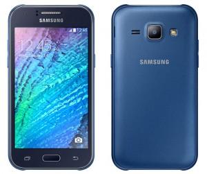 Официально представили Samsung Galaxy J1