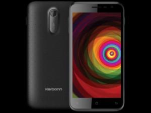 Новый смартфон от Karbonn за 90 долларов