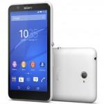 Sony Xperia E4 с новым передовым дизайном