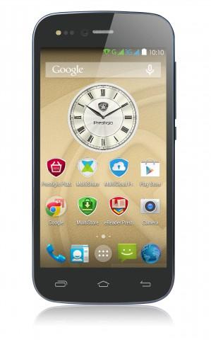 Новый недорогой телефон Prestigio Grace X3