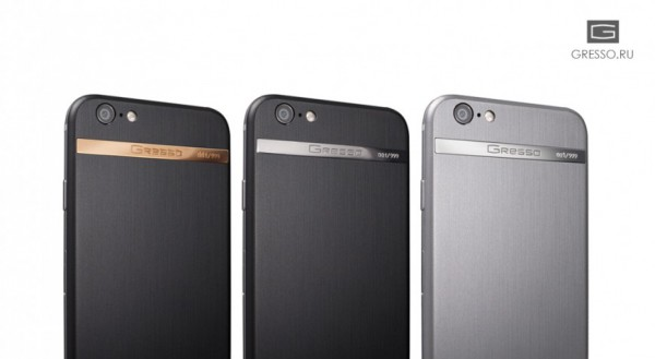 iPhone 6 by Gresso