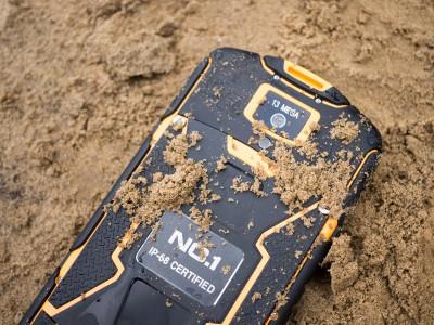 Защищённый смартфон NO.1 X-men X1