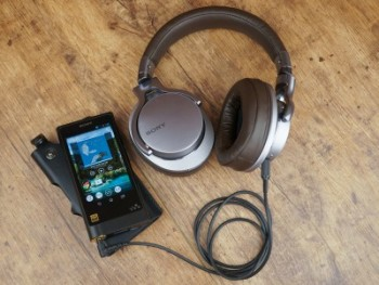 Sony Walkman NW-ZX2