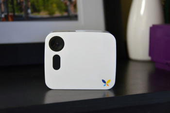 Анонс смарт-камеры видеонаблюдения Butterfleye