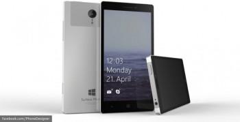Некоторые данные о новом смартфоне от Microsoft
