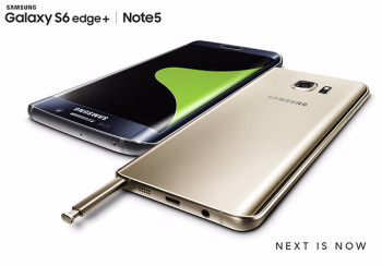 флагманы Samsung