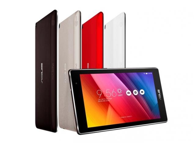 Анонс семейства планшетов ZenPad от Asus