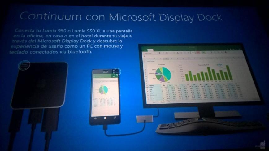 Стали известны некоторые характеристики Lumia 950