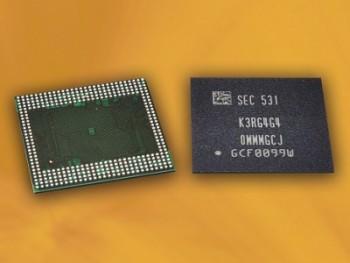 Samsung LPDDR4 DRAM