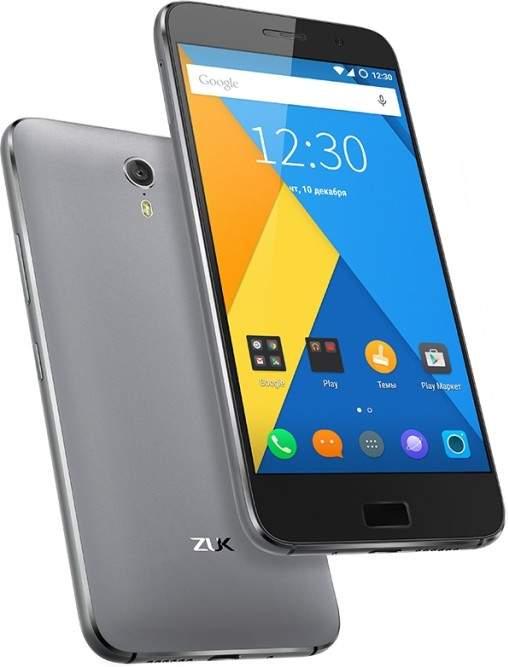 Lenovo ZUK Z1 представят в Москве 2 февраля