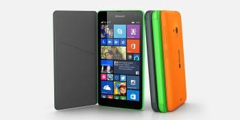 Microsoft больше не будет выпускать Lumia