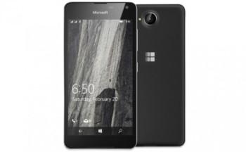 Стали известны стоимость и теххарактеристики Lumia 650