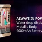 Gionee анонсировала новую версию смартфона Marathon M5