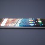 концепт Samsung Galaxy S7 Edge