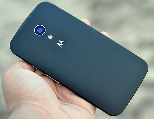 Motorola снова покоряет рынок России