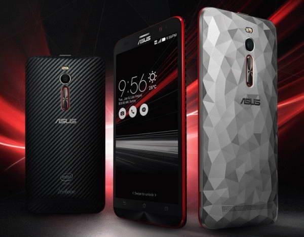 Компания ASUS презентовала новый смартфон Zenfone 2 Deluxe Special Edition