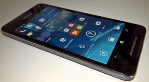 Подтверждена информация о скором выпуске Microsoft Lumia 650