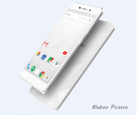 В сети появились данные о характеристиках Bluboo Picasso