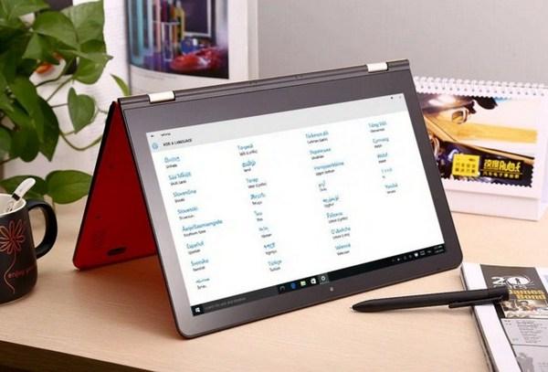 Voyo Vbook V3 станет достойным конкурентом Lenovo Yoga Tablet
