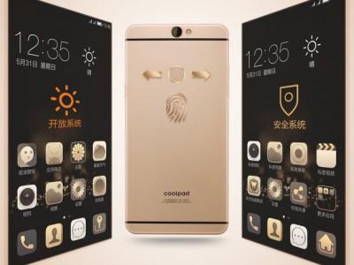В КНР стартовали продажи нового Coolpad Max