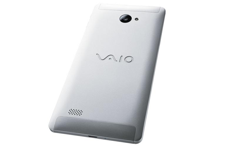 Компания Vaio выпустит смартфон на базе Windows 10