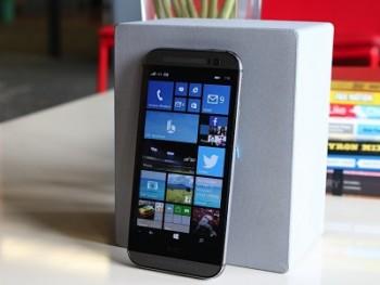 HTC и Microsoft совместно разрабатывают смартфон на Windows 10 Mobile