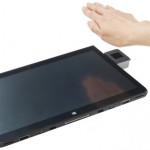 Представлен новый планшетный ПК Stylistic Q736 со сканером ладони