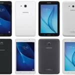 Опубликованы рендерные фото новых Samsung Galaxy Tab A и Tab E