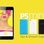 Gionee презентовала новый бюджетник Gionee P5 mini