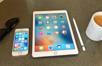 Планшет iPad Pro протестировали в бэнчмарке