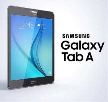 Стартовали предзаказы на еще не анонсированный планшет Samsung Galaxy Tab A