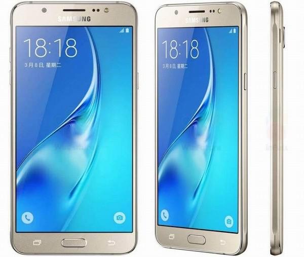Samsung Galaxy J7 засветился на официальных фотографиях