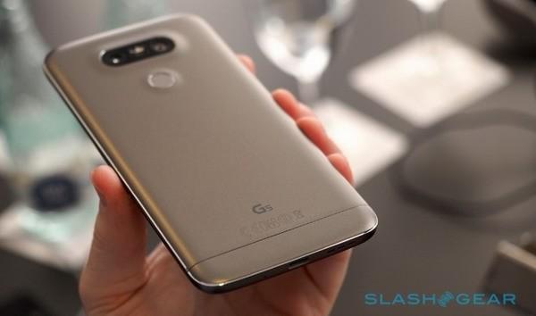 LG презентовала лайт-версию флагмана LG G5