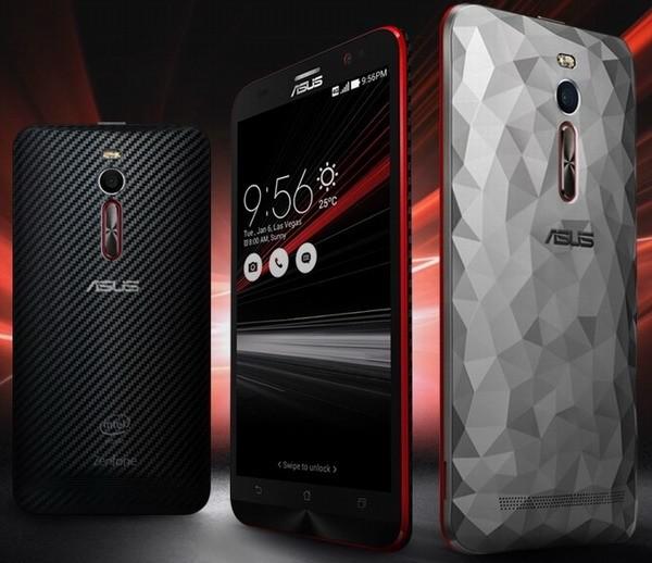 Смартфон ASUS ZenFone 2 Deluxe Special Edition появился в продаже