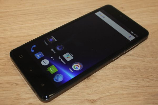 Highscreenпрезентовала новый смартфон с гнутым 5-дюймовым экраном