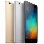 Xiaomi презентовала смартфон Redmi 3 Pro в металлическом корпусе