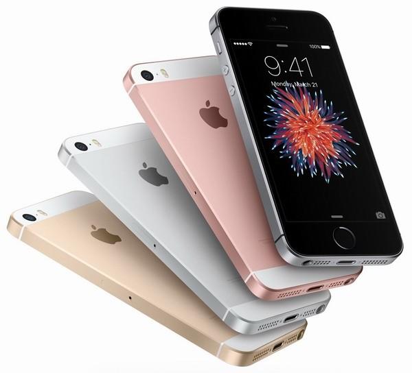 Apple объявила официальную дату продаж нового iPhone SE