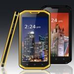 Смартфон V-Phone X3 получил водонепроницаемый корпус