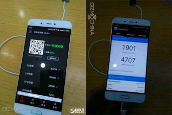 Xiaomi Mi5 прошел тестирование в GeekBench
