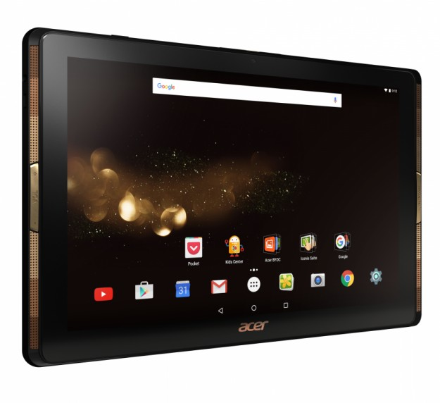 Acer презентовала планшетный ПК Acer Iconia Tab 10