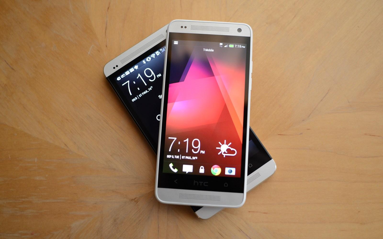 Названа дата анонса нового HTC 10 mini