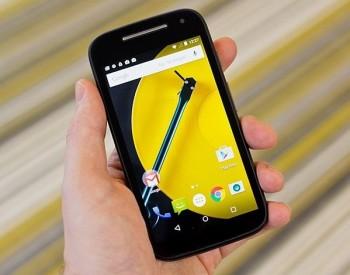 Motorola готовит смартфон третьего поколения Moto E
