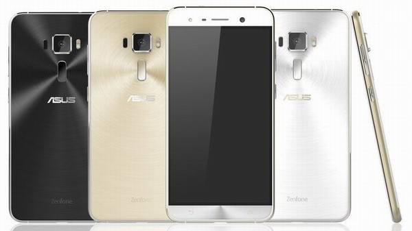 Стал известен дизайн новых смартфонов Zenfone 3 и Zenfone 3 Deluxe