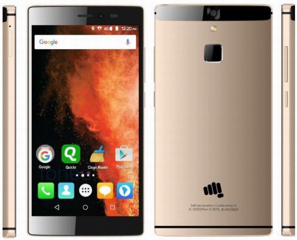 Micromax анонсировала два новых смартфона: Canvas 6 и Canvas 6 Pro