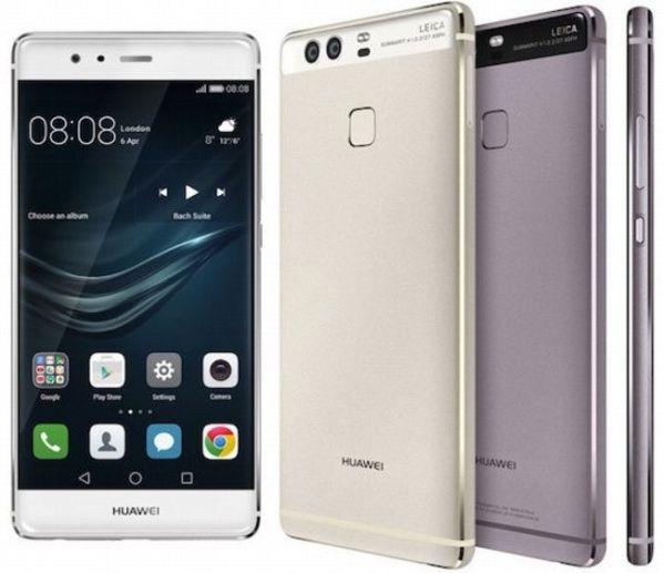 В Huawei P9 не будет тепловых трубок