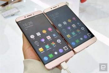 Новые смартфоны LeEco будут лишены разъемов под наушники
