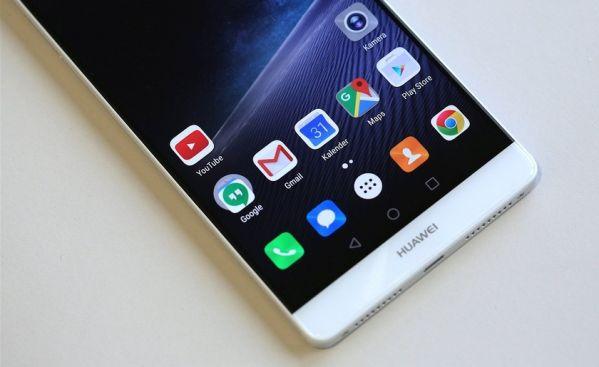 Новинку от Huawei снабдят Quad HD-дисплеем