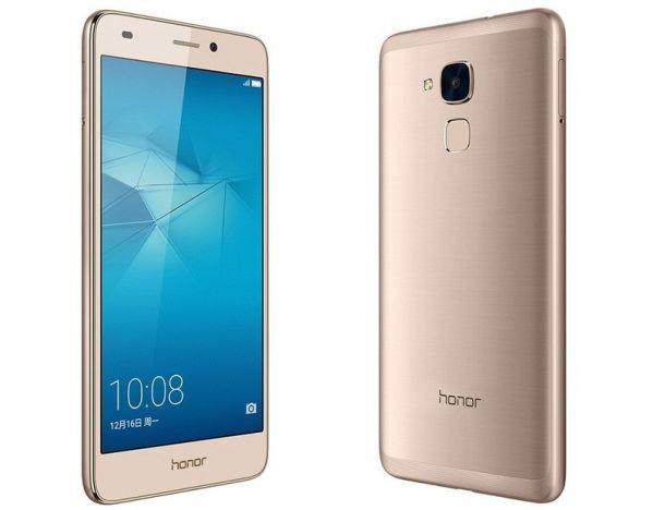 Смартфон Huawei Honor 5C представлен официально