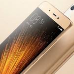 Завтра поступит в продажу золотой смартфон Xiaomi Mi 5