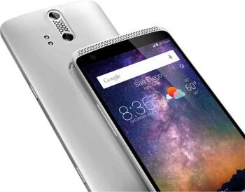Смартфон ZTE Axon обошел двух гигантов Xiaomi Mi5 и Samsung Galaxy S7